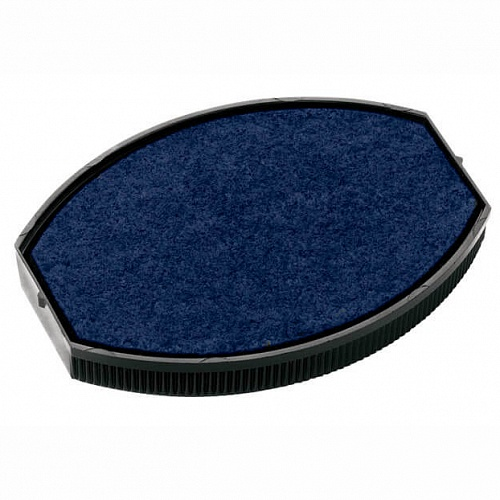Подушка сменная  28х44мм синяя для PRINTER OVAL 44 Colop E/OVAL44blue